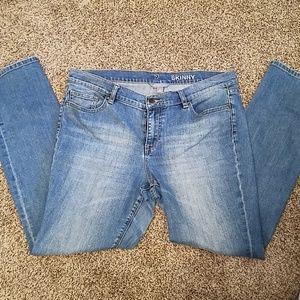 New York & Company Skinny Jeans Size 14